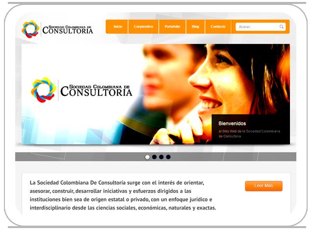 Sociedad Colombiana de Consultoría