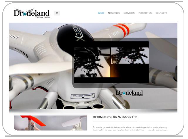 DroneLand - Tierra de Drones