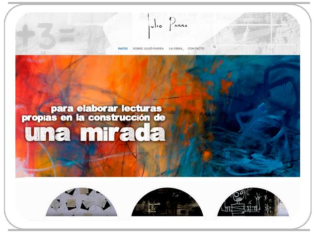 Artista Julio Parra